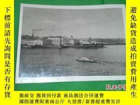 二手書博民逛書店50罕見【相紙】明信片一張Y27008 50年代明信片 50年代