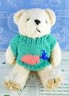 【震撼精品百貨】日本日式精品_熊_Bear~米熊-綠色