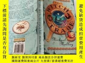 二手書博民逛書店the罕見witch tread:女巫的腳步聲Y200392