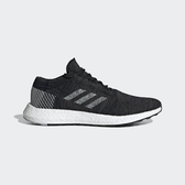 ADIDAS PureBOOST GO [B37803] 男鞋 運動 休閒 慢跑 輕量 針織 避震 支撐 愛迪達 黑灰