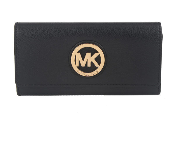 Michael KorsMK 35T3SFTE1L 真皮mk長夾長款錢夾錢包女士皮包