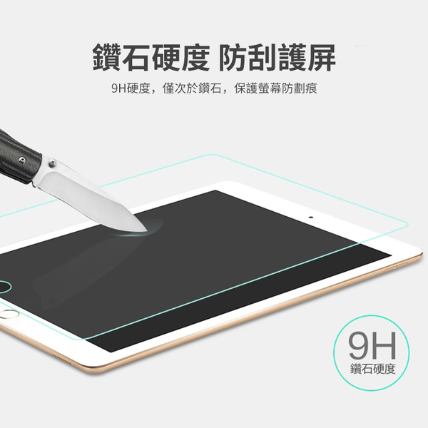 現貨 iPad 2 3 4 Mini 4 平板保護貼 防刮 高清 玻璃貼 高清 滿版 螢幕保護貼