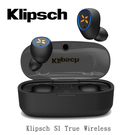 【天天限時】Klipsch S1 True Wireless 無線入耳式耳機 含充電座 附無線充電板