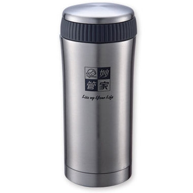 【奇奇文具】妙管家 真空不鏽鋼隨手杯 350cc/保溫保冷/咖啡杯/飲料杯/茶杯/水壺