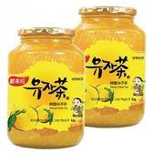 都來旺蜂蜜柚子茶1kg 2入組