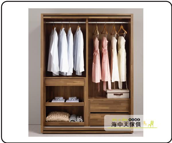 {{ 海中天休閒傢俱廣場 }} C-23 摩登時尚 衣櫥系列 056-1 洛爾納5尺拉門衣櫥