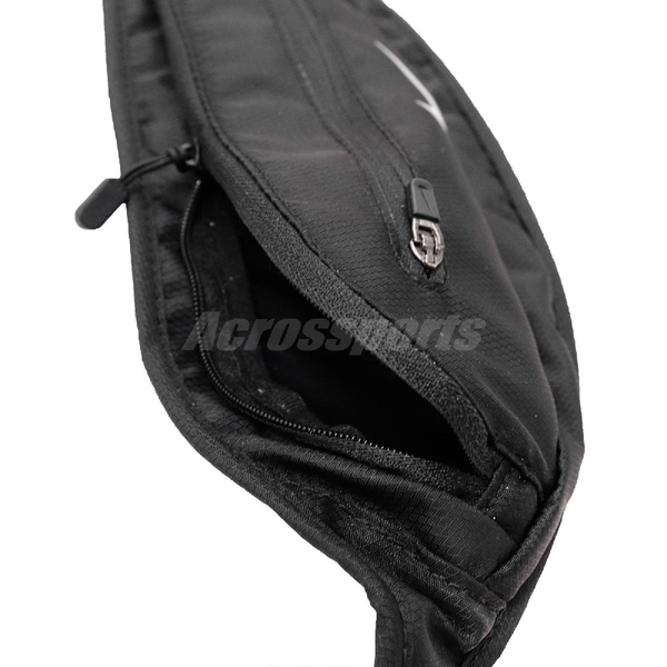 Nike 腰包 Large-Capacity Waistpack 黑 透氣 輕量 霹靂包 慢跑 運動 小包【ACS】 N000136508-2OS