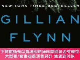 二手書博民逛書店Dark罕見Places:A Novel黑暗之地 英文原版Y454646 Gillian Flynn(吉莉安·