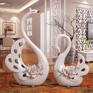 創意家居軟裝酒櫃擺設結婚禮物客廳裝飾櫃擺...