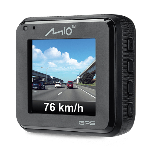 Mio MiVue™ C330測速GPS雙預警行車記錄器