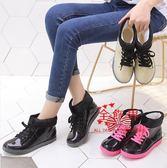 雨鞋 時尚短筒雨鞋女套鞋可愛果凍雨靴水鞋防滑水靴子防水成人膠鞋 3色36-40