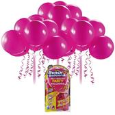 歡樂速充氣球 氣球組(24個)