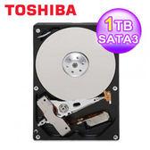 TOSHIBA 1TB/32MB/3.5吋/SATAIII
