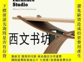 二手書博民逛書店【罕見】2012年Furniture Studio: Mater