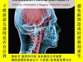 二手書博民逛書店Atlas罕見of Operative Oral and Max