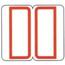 《享亮商城》紅框索引標籤 1022  25*30mm  鶴屋