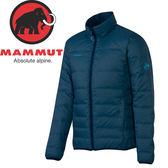 【MAMMUT 男Whitehorn IS Jkt雙面羽絨外套 《獵戶藍/藍》】1010-22200/羽絨外套★滿額送