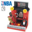 C3 Toys超可動積木人偶 NBA系列 球員休息室套組 哈登