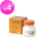 【日本藥師堂】尊馬油香草精華馬油高濃度面霜(75ml/瓶 4入組)