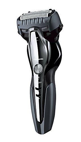 【日本代購】Panasonic 松下男士刮鬚刀3層刀片 ES - st8p , 本體, 灰色