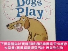 二手書博民逛書店Games罕見Dogs Play(漫畫插圖版)Y153720 Stephen Baker Gramercy