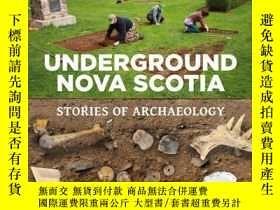 二手書博民逛書店Underground罕見Nova Scotia : Stori