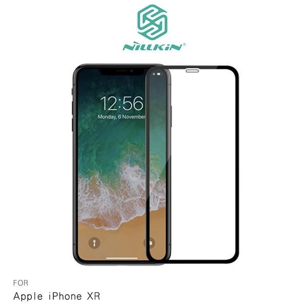 【愛瘋潮】NILLKIN Apple iPhone XR 3D CP+ MAX 滿版防爆鋼化玻璃貼