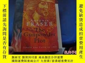 二手書博民逛書店ANTONIA罕見FRASER THE GUNPOWDER PL