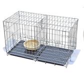 鴿子籠家用配對養殖全套籠子不折疊鳥籠鴿籠