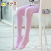 兒童連褲襪夏女童打底褲加厚長筒襪子學生中厚白色襪夏 雙十二全館免運