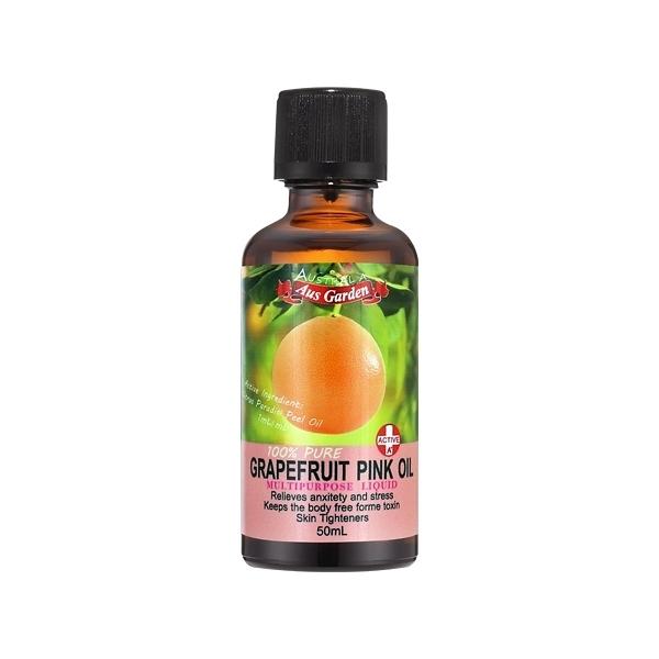 澳洲Ausgarden 澳維花園 粉紅葡萄柚精油(50ml)【小三美日】