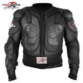 摩托車騎行護甲衣防護盔甲護具 賽車騎士越野服防摔服男機車裝備   LannaS