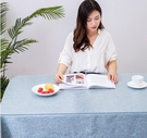 桌墊 無味磨砂桌布防水防油免洗餐桌墊子pvc透明軟玻璃茶幾桌布【快速出貨八折搶購】