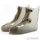 鞋套防水雨天防滑加厚耐磨底成人雨鞋套男防...