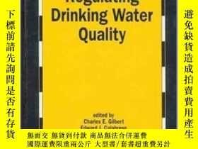 二手書博民逛書店Regulating罕見Drinking Water Quality-調節飲用水水質Y361738 Charl