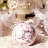 小白熊夫婦精靈球20個馬口鐵喜糖盒歐式創意婚禮喜糖盒子