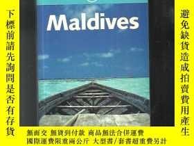 二手書博民逛書店Maldives罕見(Lonely Planet Travel