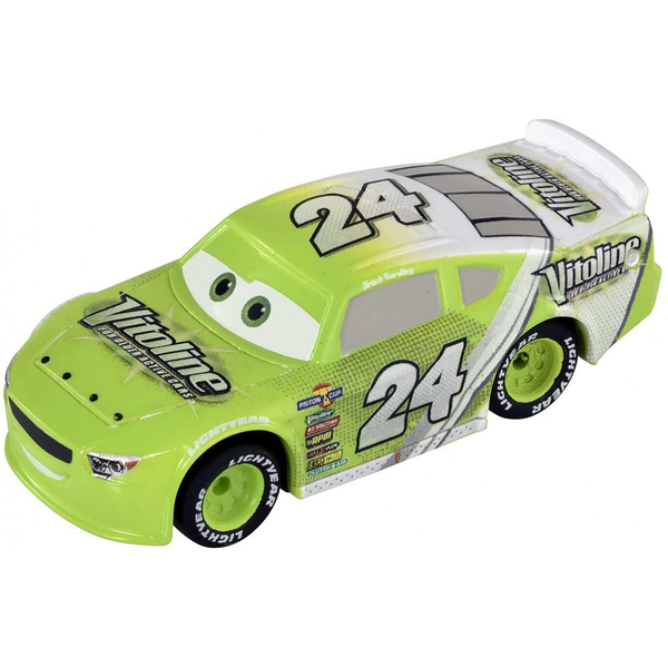 《 TOMICA 》CARS 汽車總動員系列 C-19布里克亞德利 / JOYBUS玩具百貨