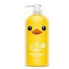 【快潔適 洗髮露】快潔適小黃鴨嬰兒洗髮露 (650ml/瓶)