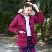 防風夾克 防寒外套 保暖透氣夾克 長版保暖夾克 登山外套