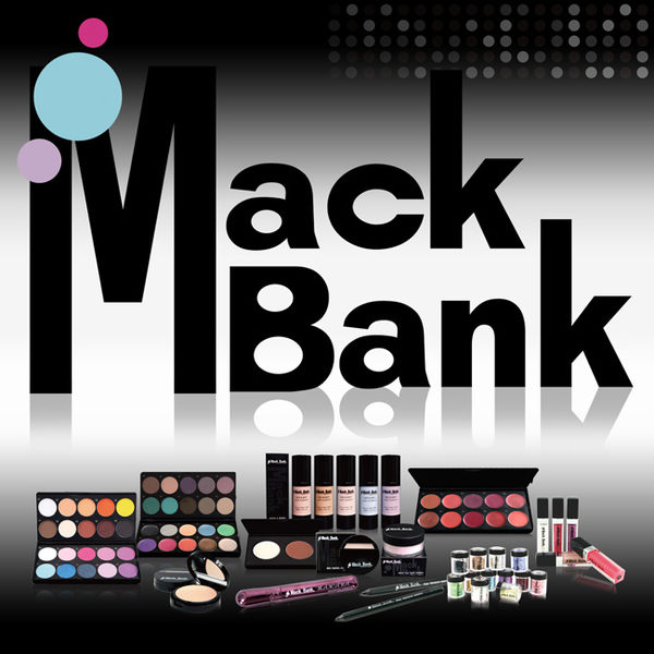 【Mack Bank】M12-03 銀鑽黑 魔力 眼線膠筆(1.5g)(共3色可選擇)(形向Xingxiang 臉部 彩妝 眼妝)