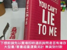 二手書博民逛書店You罕見Can t Lie to MeY330094 Janine Driver With Mariska