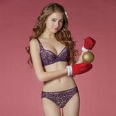 瑪登瑪朵-我罩妳內衣  B-E罩杯(愛戀紫)(未滿2件恕無法出貨,退貨需整筆退)