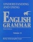 二手書 Student Text, Vol. B: Understanding and Using English Grammar (Blue), Third Edition (Understand R2Y 0139587527