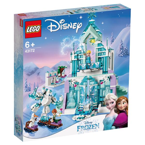 LEGO樂高 迪士尼公主系列 43172 Elsa's Magical Ice Palace 積木 玩具