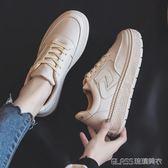 鬆糕鞋 厚底鬆糕板鞋韓版學生百搭基礎白鞋網紅小白女鞋子潮   琉璃美衣