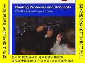 二手書博民逛書店罕見!Routing Protocols and Concept