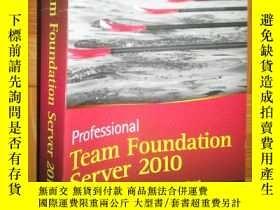 二手書博民逛書店Professional罕見Team Foundation Se
