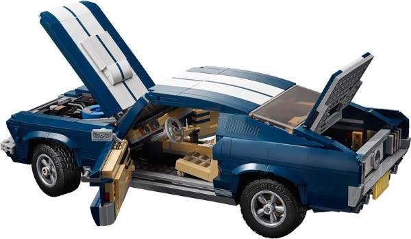 樂高LEGO CREATOR 福特野馬 76139 TOYeGO 玩具e哥