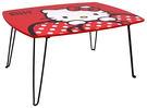 【震撼精品百貨】Hello Kitty 凱蒂貓~長桌~紅蝶結【共1款】